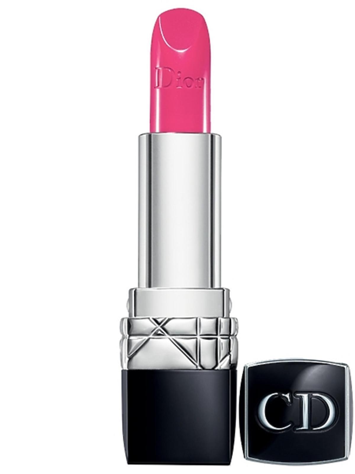 Różowa szminka do ust Dior ( Deauville - 671), cena