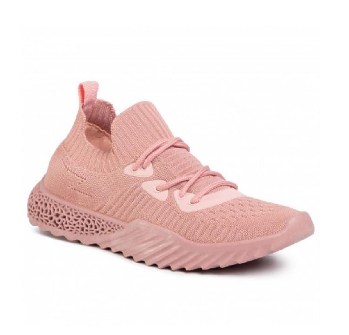 Różowe sneakersy eobuwie.pl