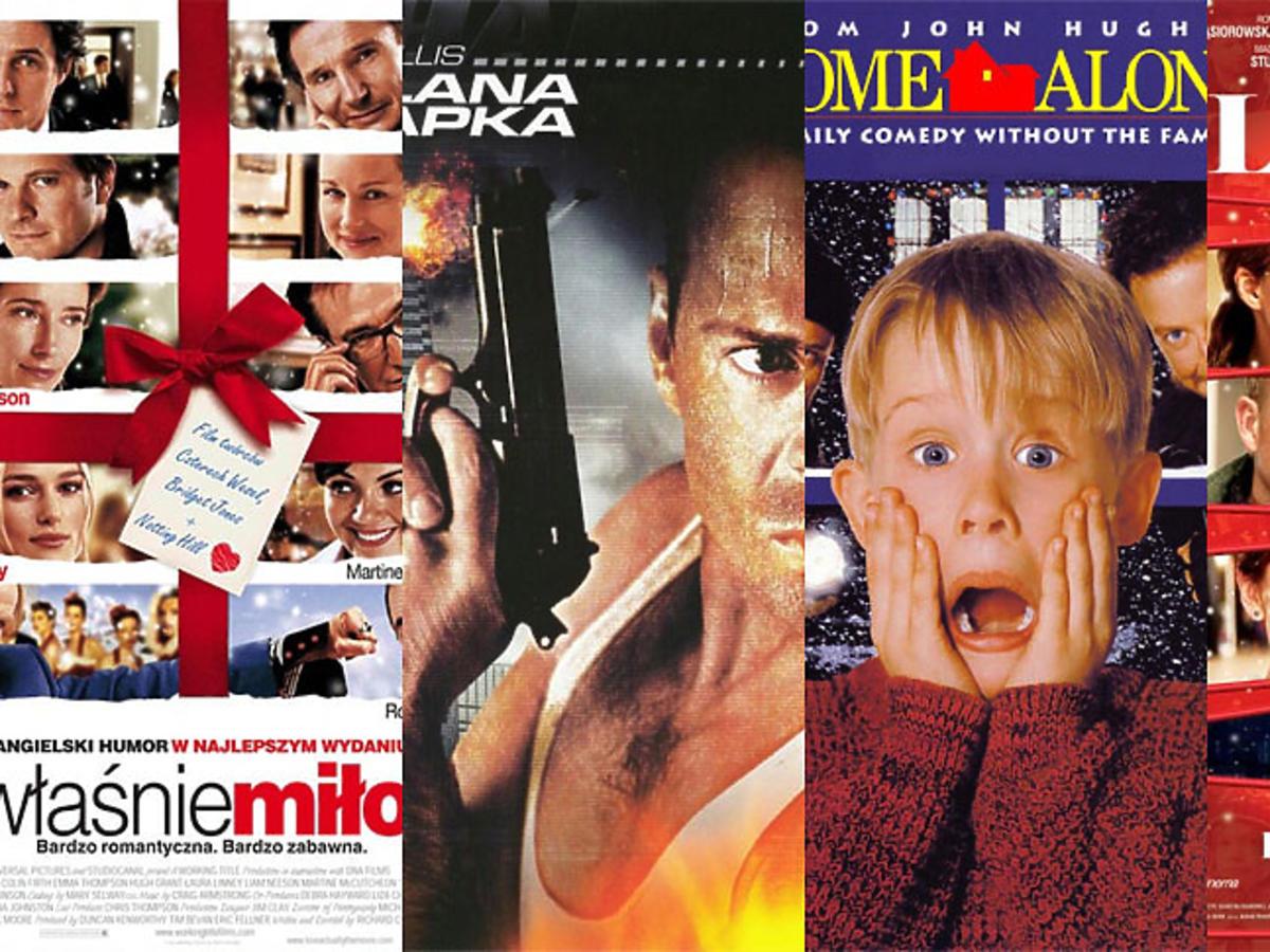 Rozpoznasz świąteczny film po trzech słowach?