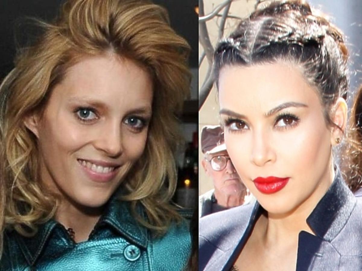 Rubik krytykuje Kim Kardashian