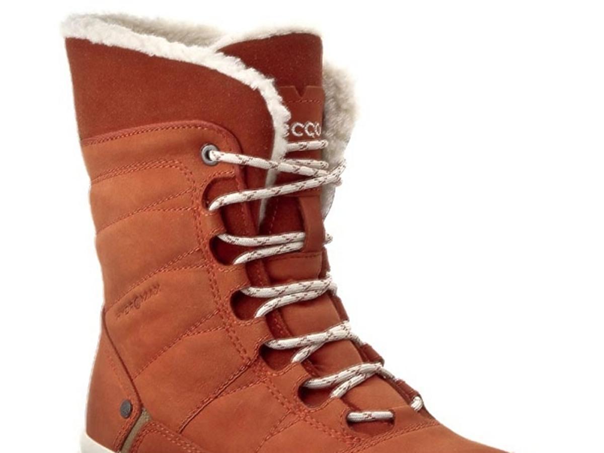 Rude buty zimowe