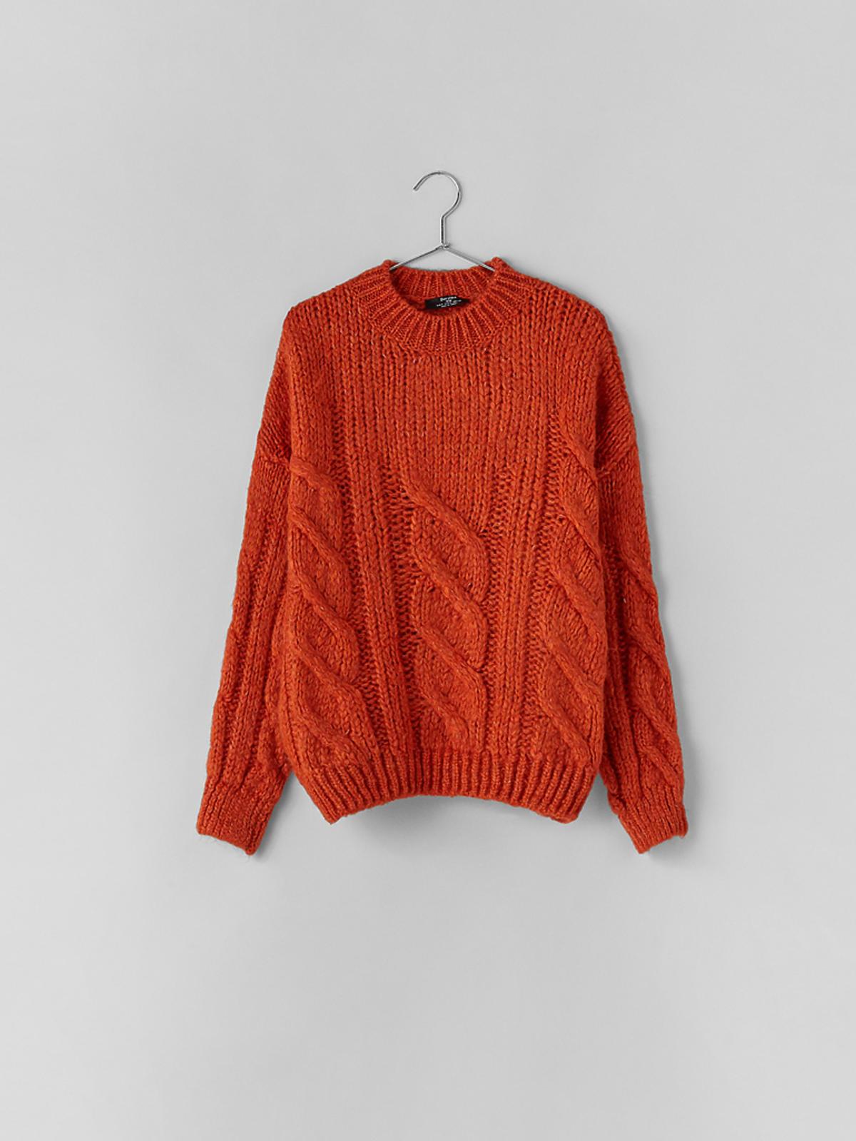 rudy sweter Bershka