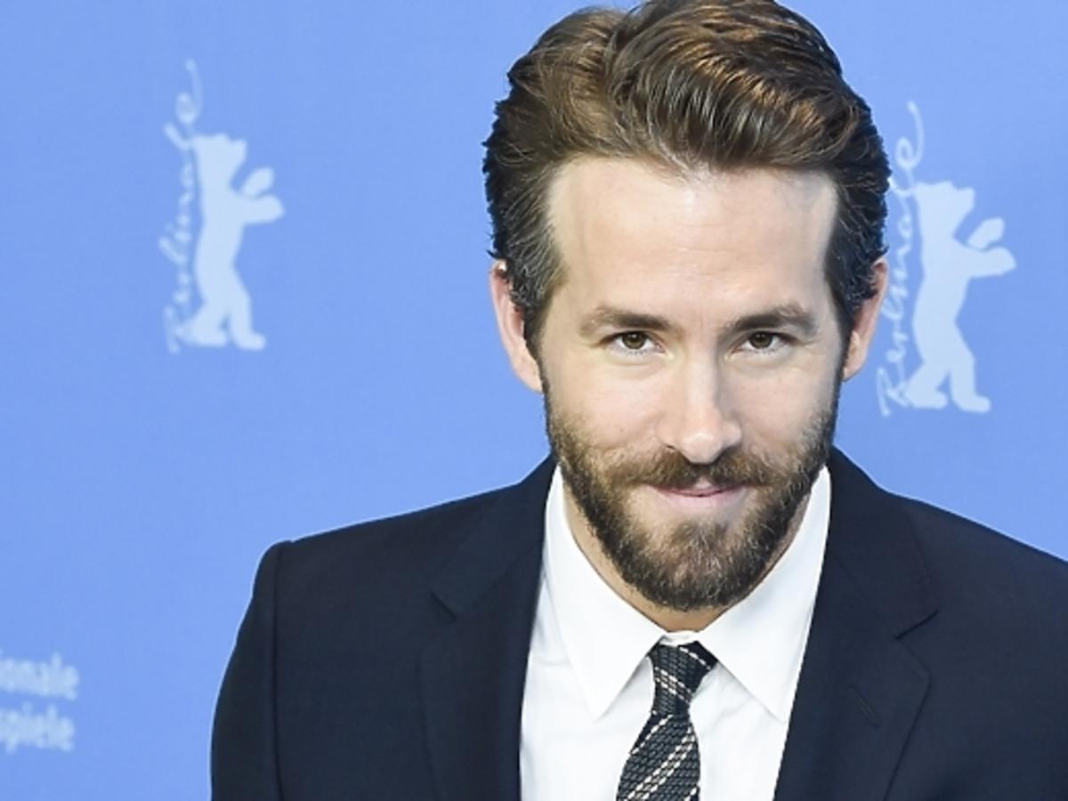 Ryan Reynolds pokazał mięśnie