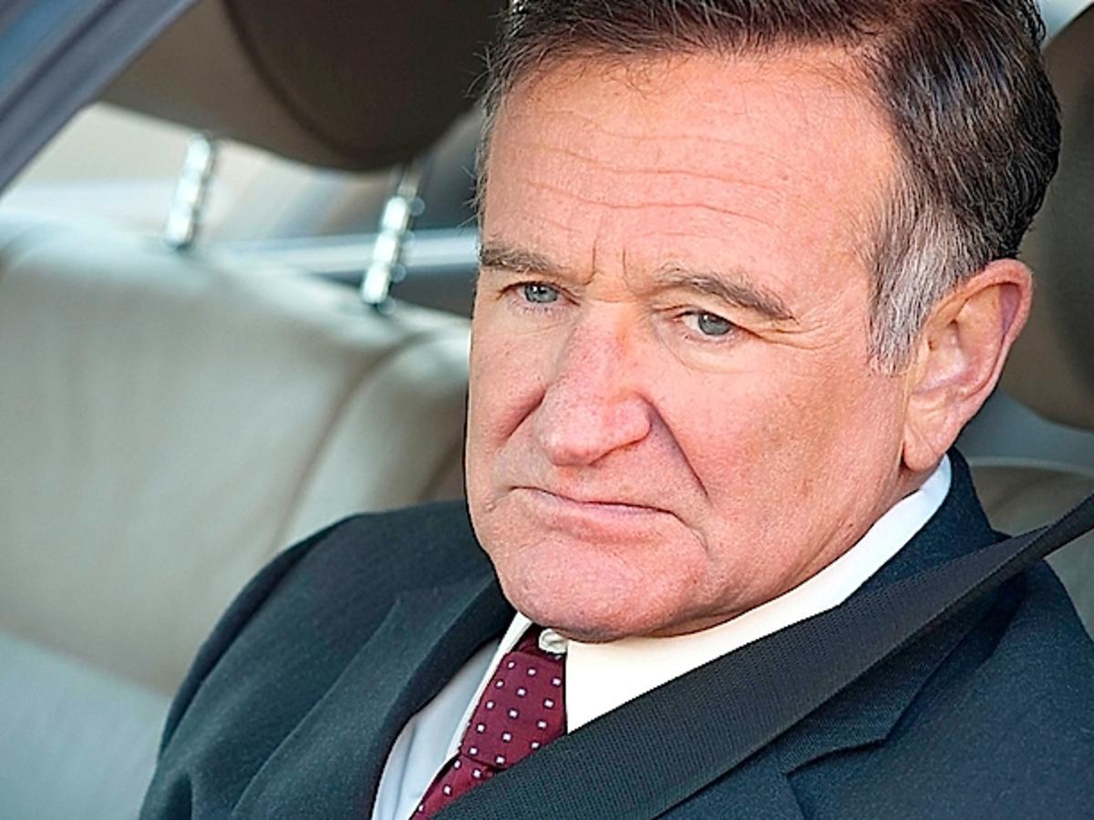 Samobójstwo Robina Williamsa