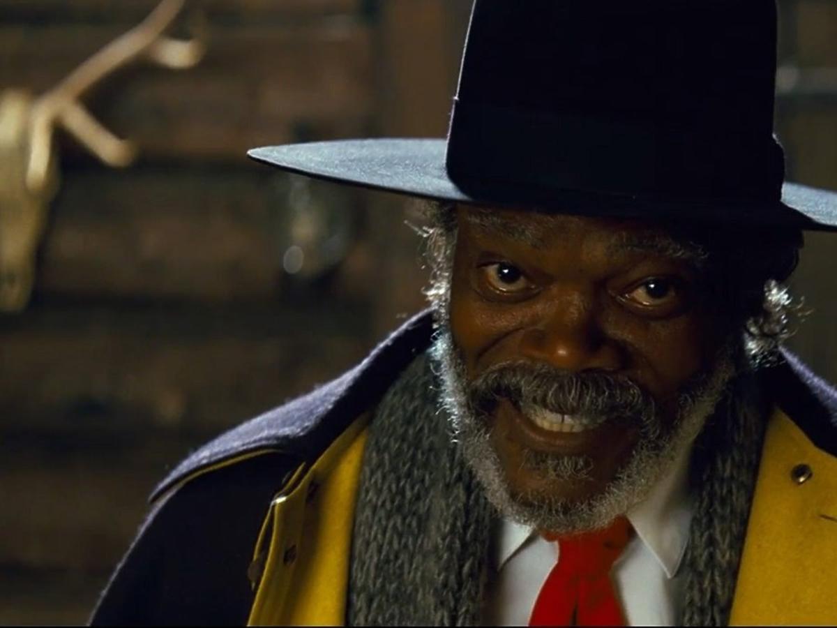 Samuel L. Jackson w filmie Quentina Tarantino