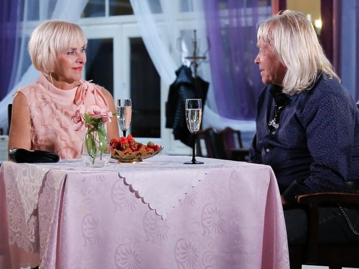 Sanatorium miłości: Krystyna i Zdzisław na randce
