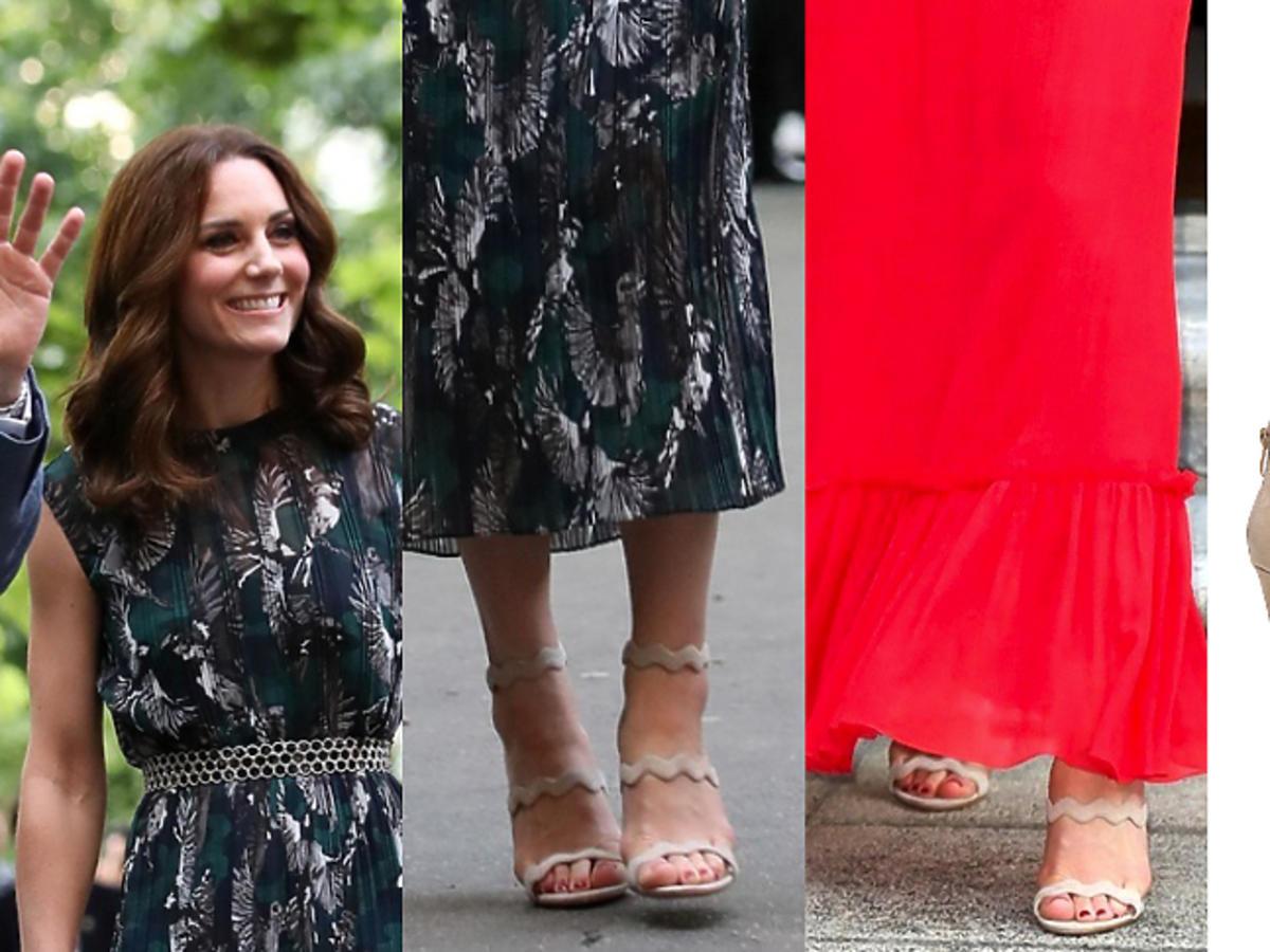 Sandałki Kate z Deezee