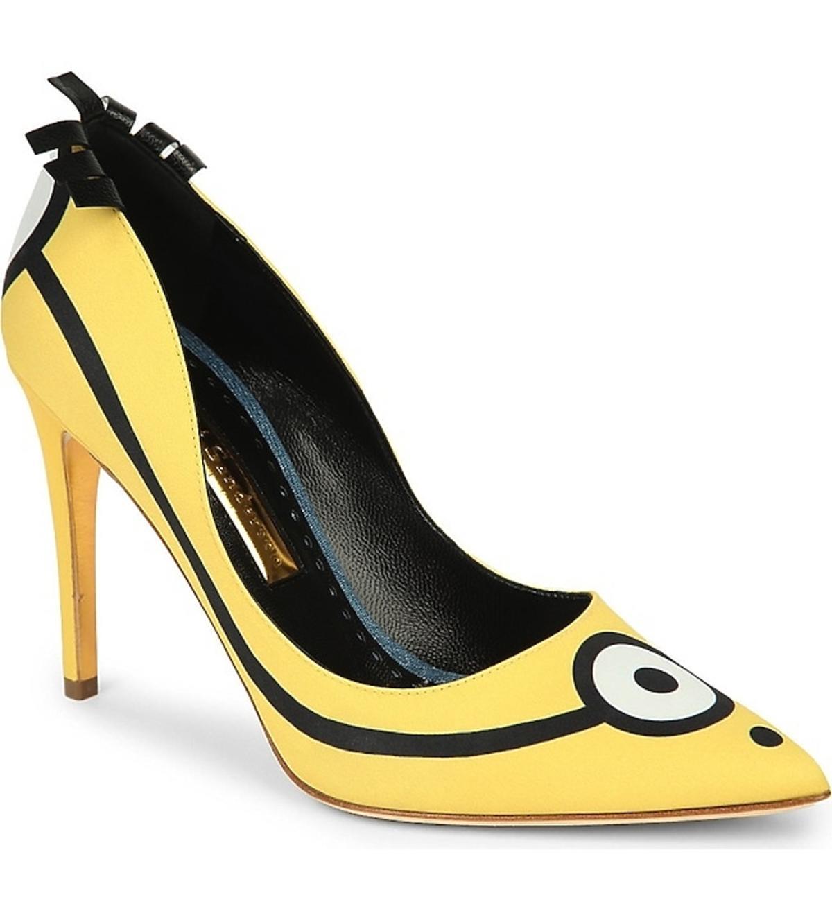 Sandra Bullock w butach Minionki