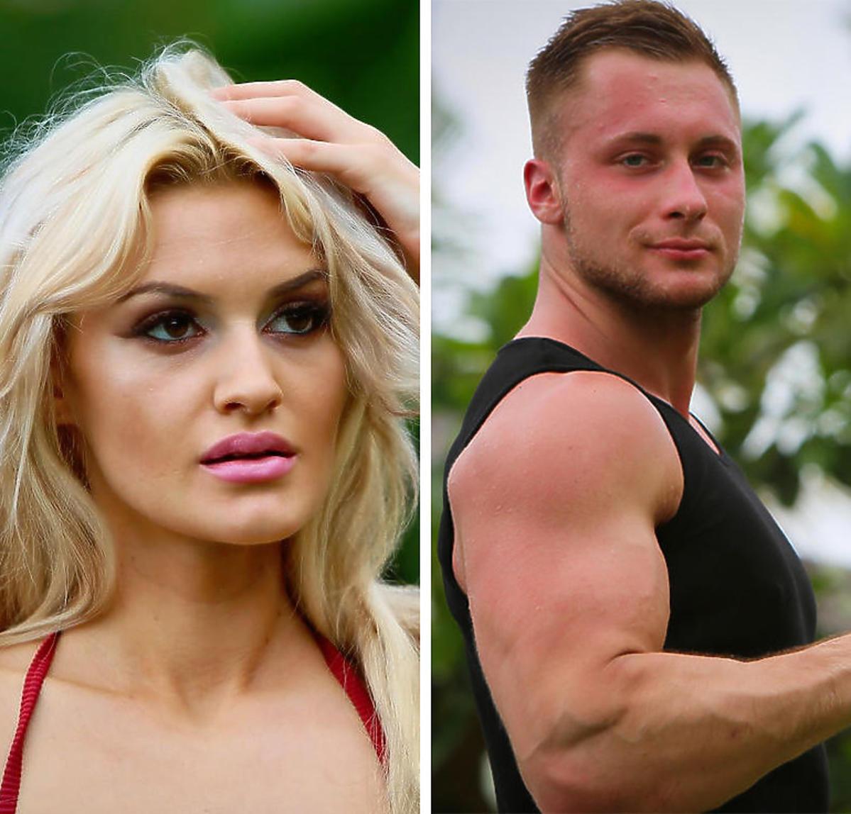 Sandra i Maciej z