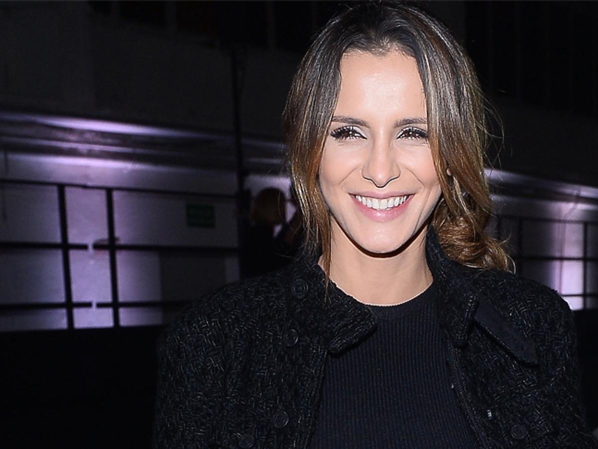 Sara Boruc uśmiech
