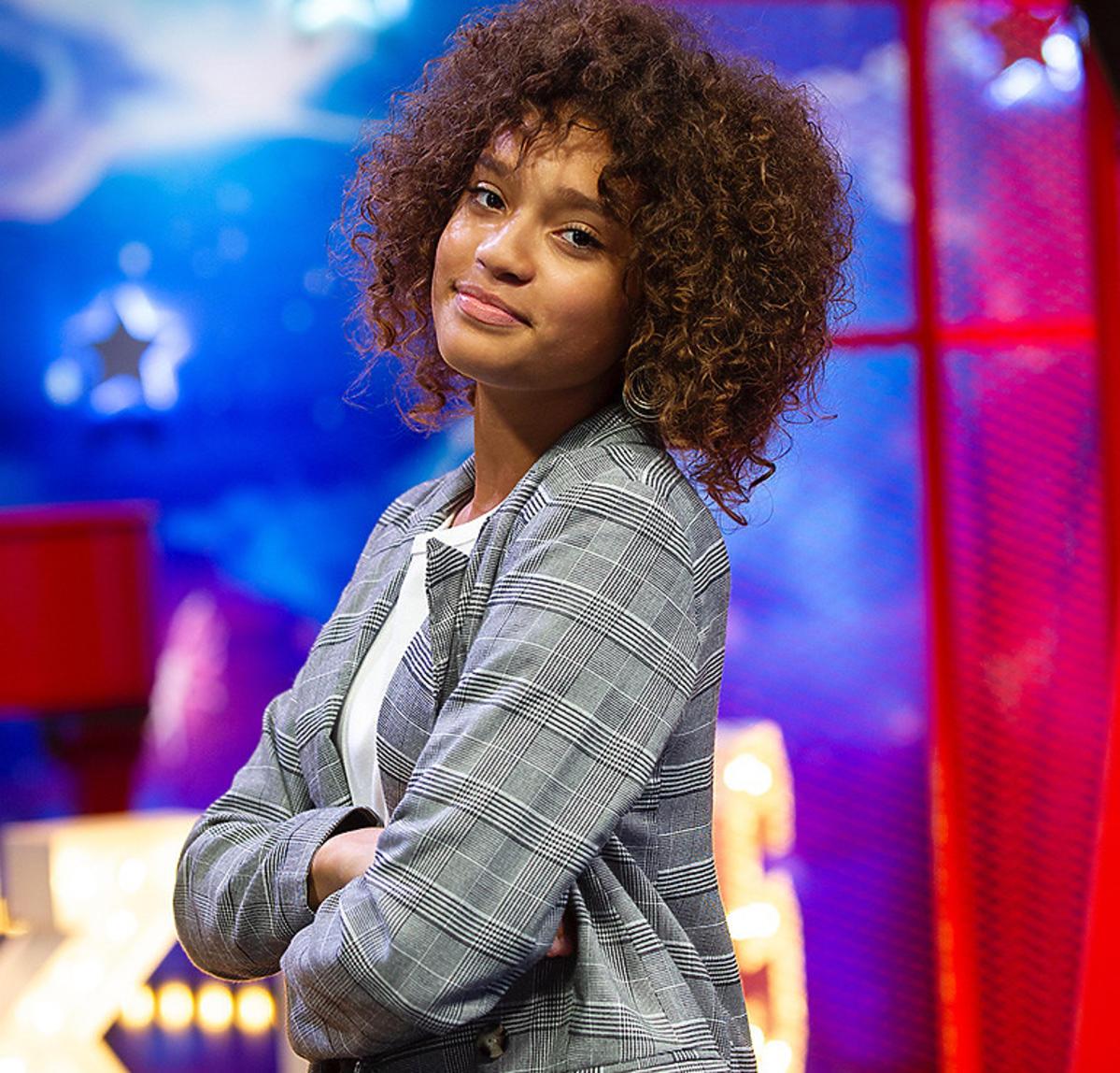Sara Egwu-James w The Voice Kids 3