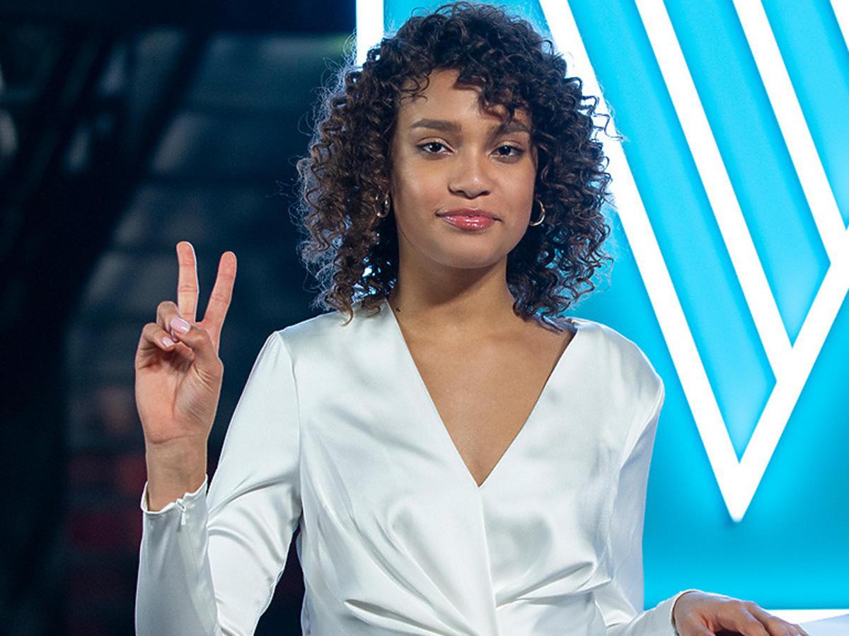 Sara Ewgu-James w finale