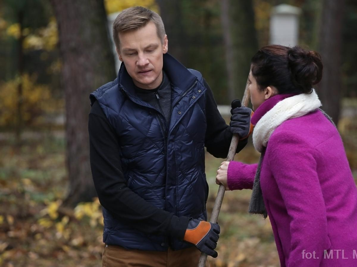 sceny z serialu M jak Miłość odc 1200
