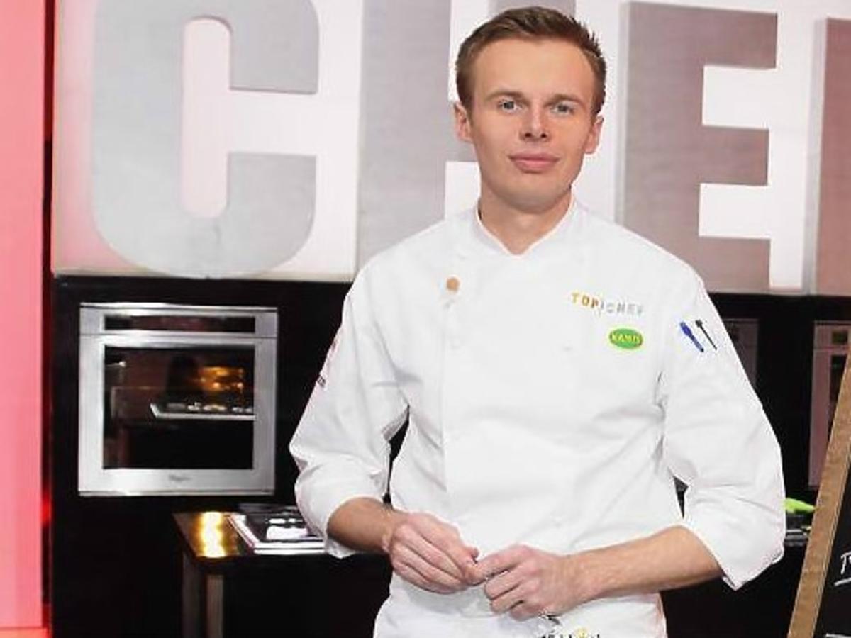 Sebastian Olma wygrał Top Chef