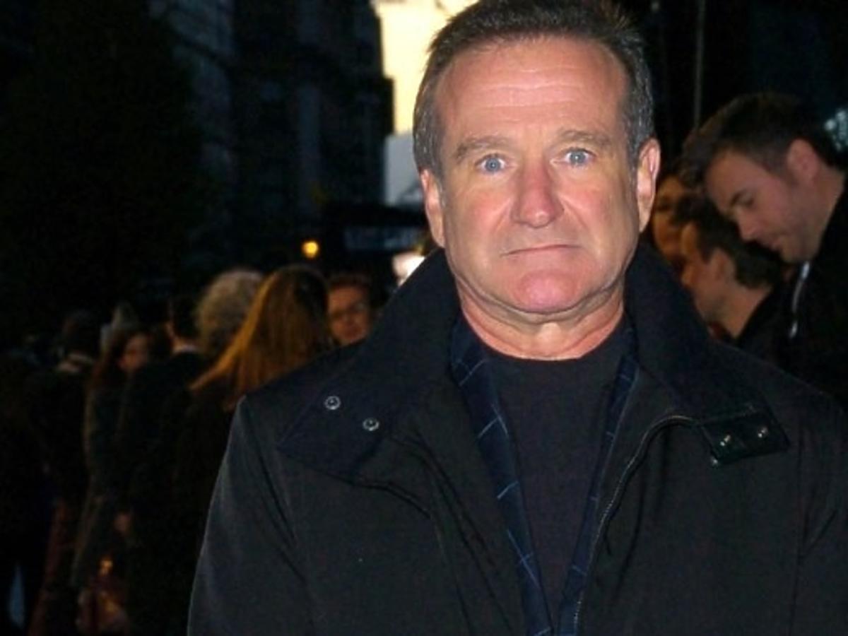 Sekcja zwłok Robina Williamsa