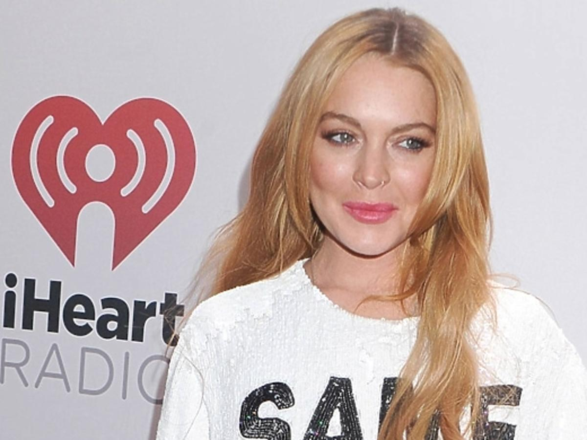Seks skandal z Lindsay Lohan