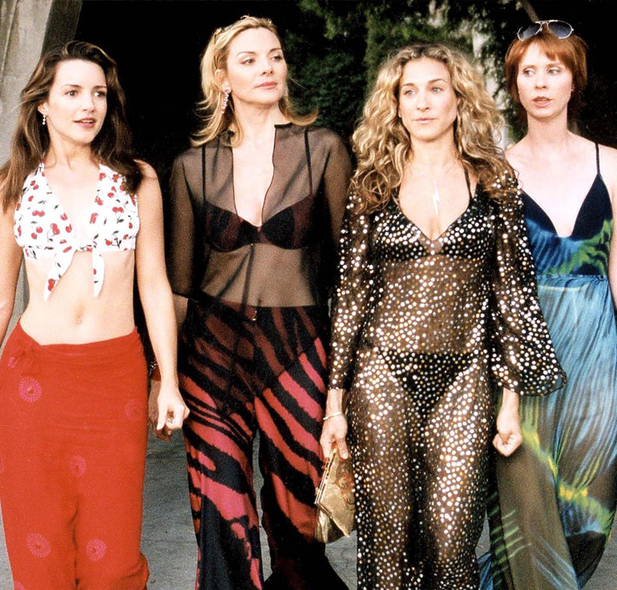 Seks w wielkim mieście - Carrie Bradshaw, Miranda Hobbes Brady, Charlotte York McDougal, Samantha Jones