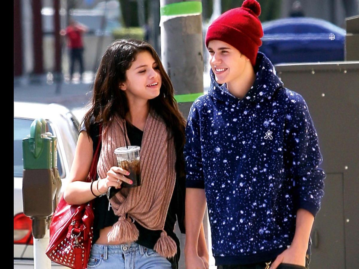 Selena Gomez, Justin Bieber na spacerze w Los Angeles