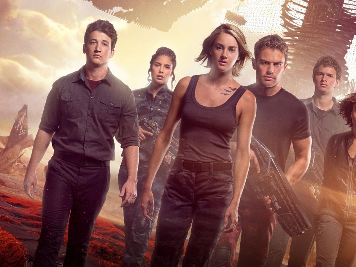 Seria Niezgodna: Wierna [The Divergent Series: Allegiant]