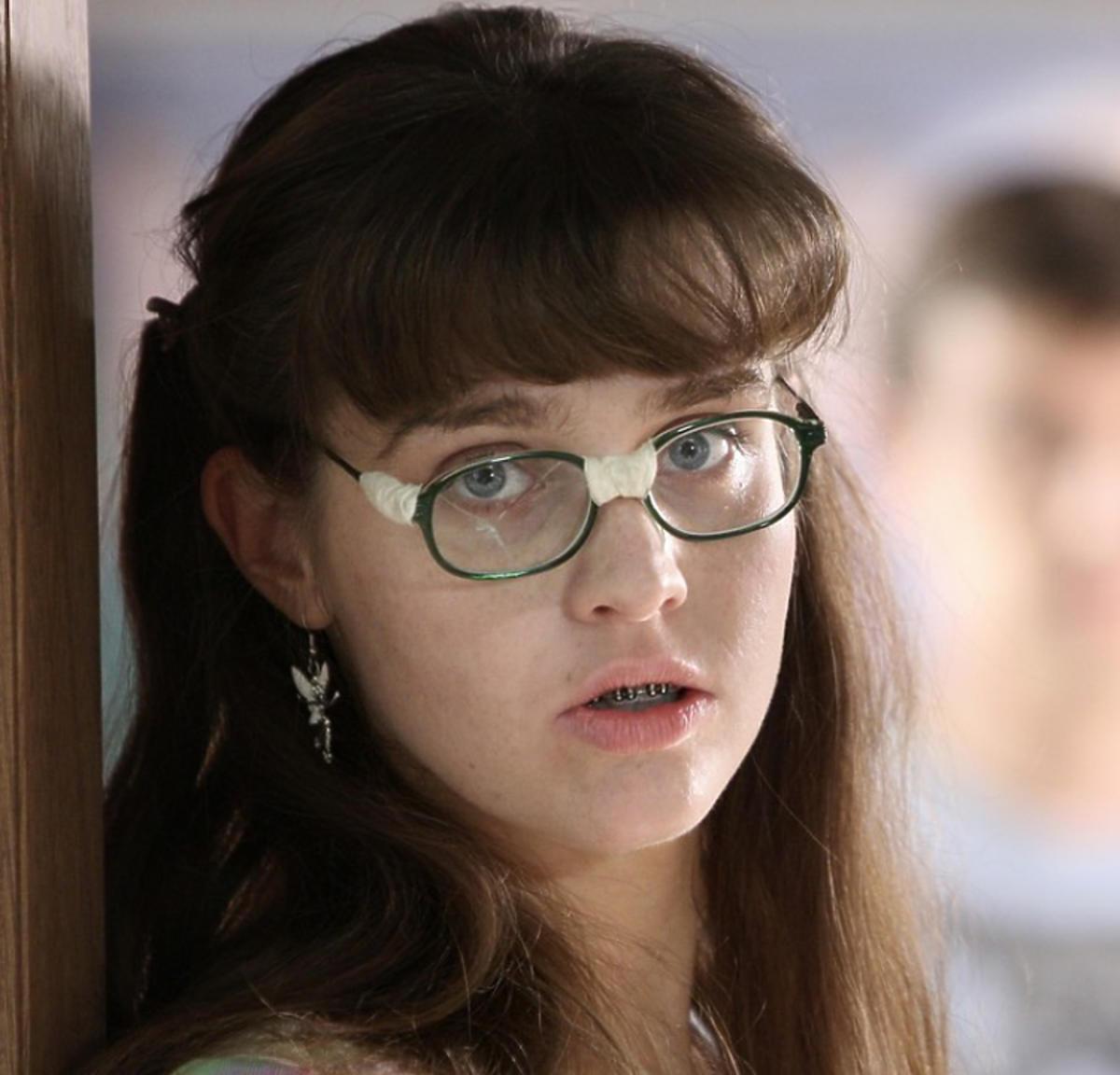 Serial brzydula julia kamińska w okularach