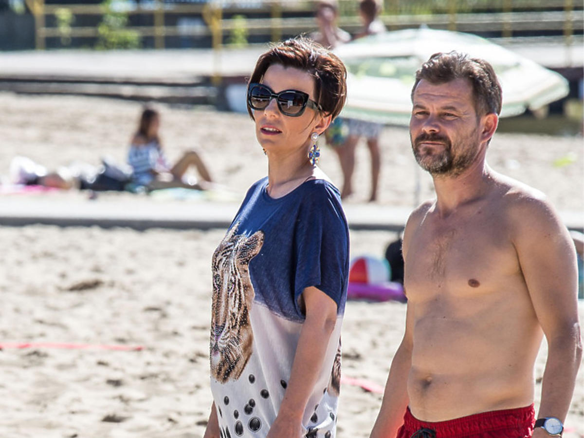 Serial Rodzinka.pl, Marysia i Marek