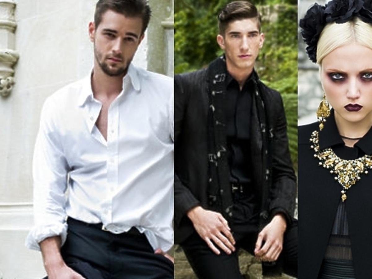 Sesja uczestników Top Model