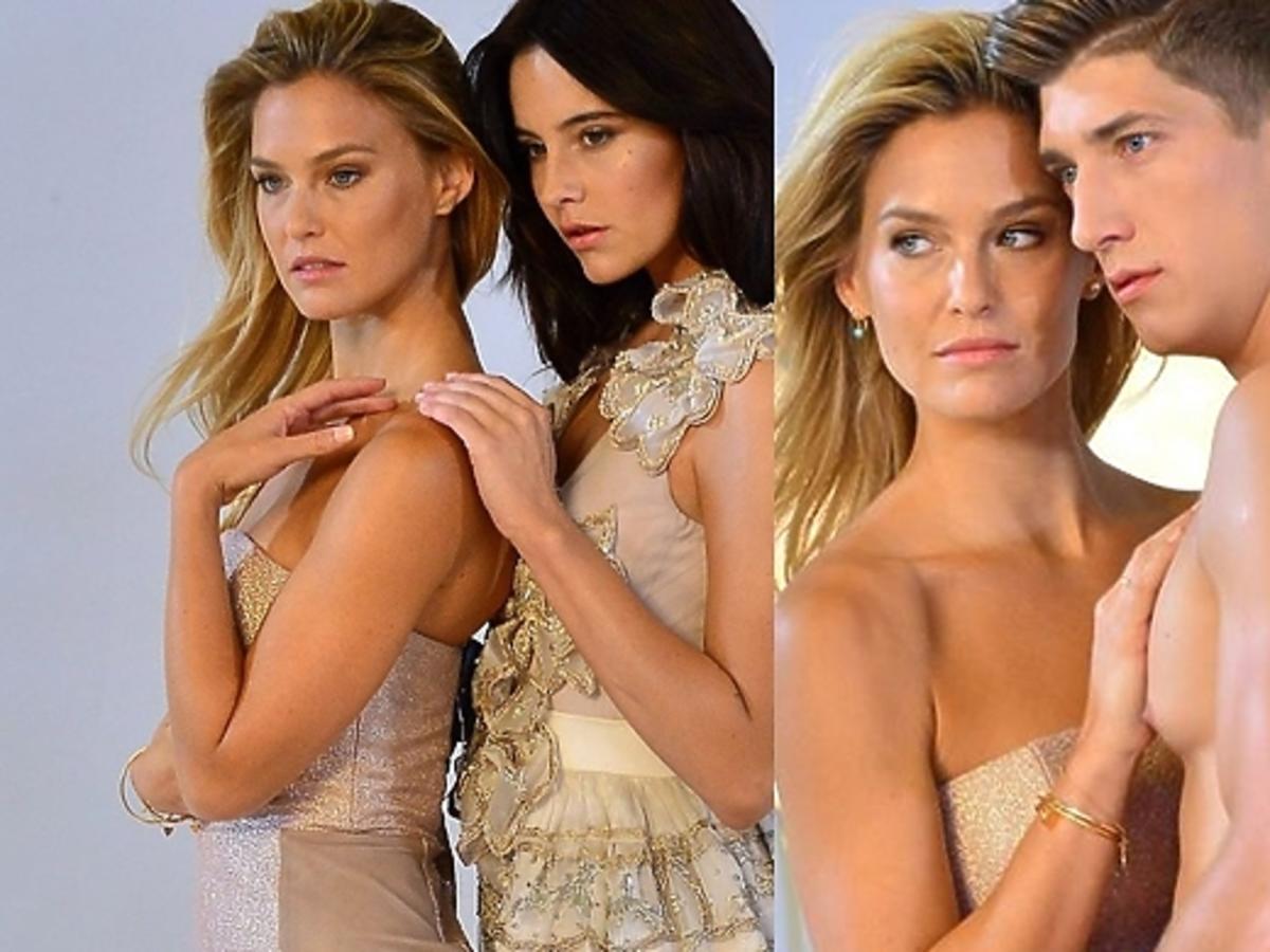 Sesje uczestników Top Model z Bar Raraeli