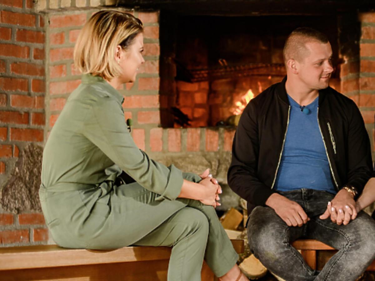 Seweryn i Marlena w Rolnik szuka żony