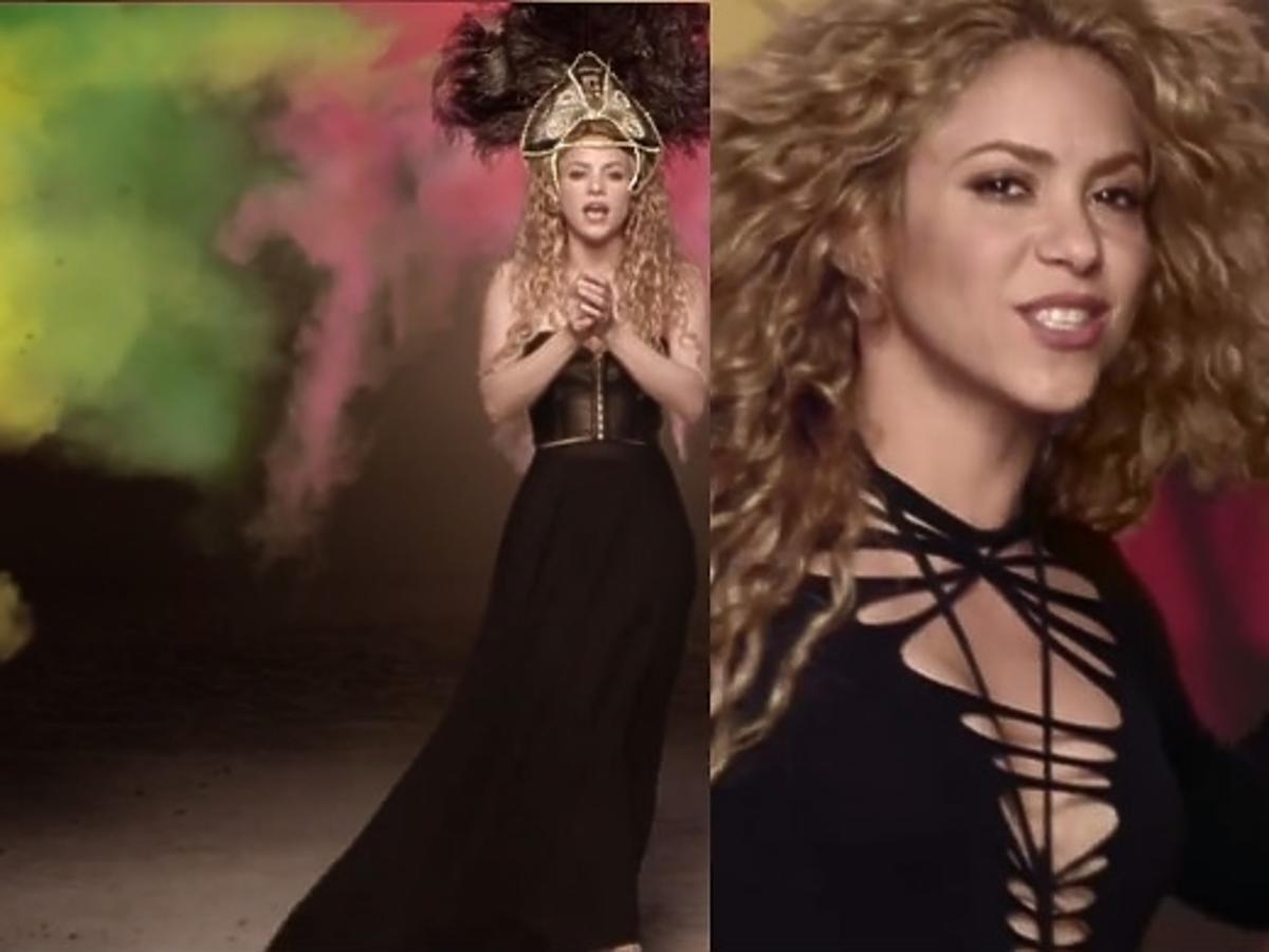 Shakira nagrała swoją wersję hitu na Mundial