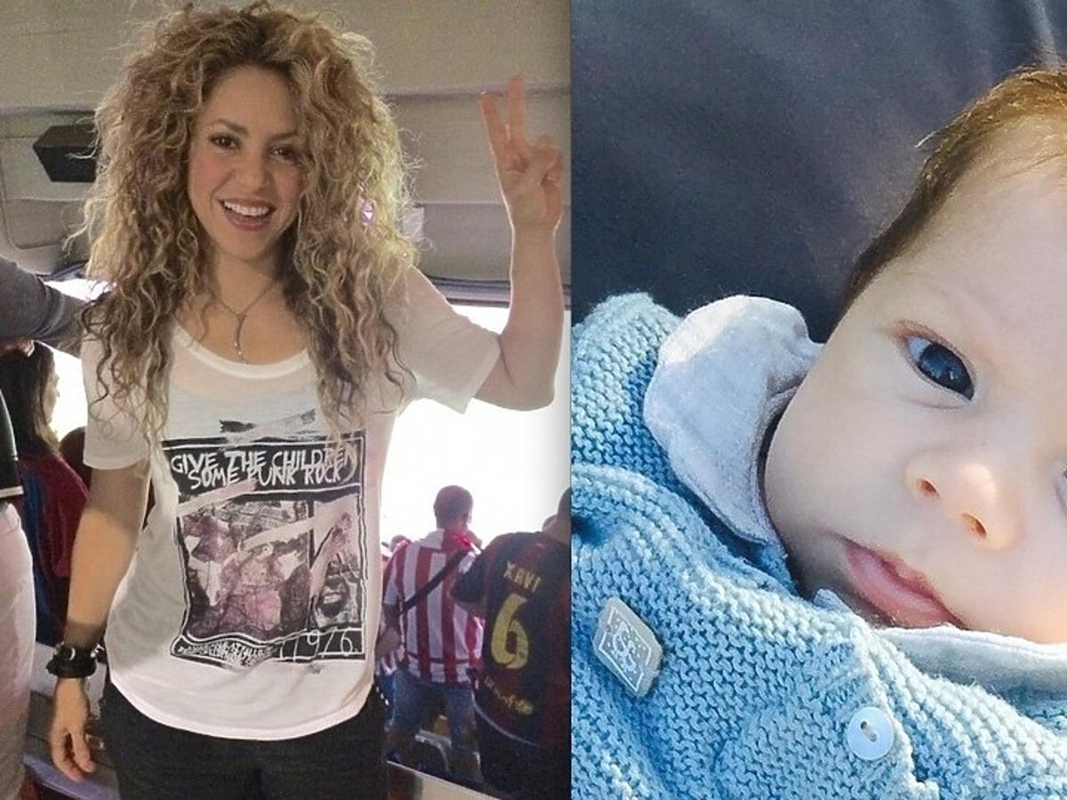 Shakira, Sasha Pique