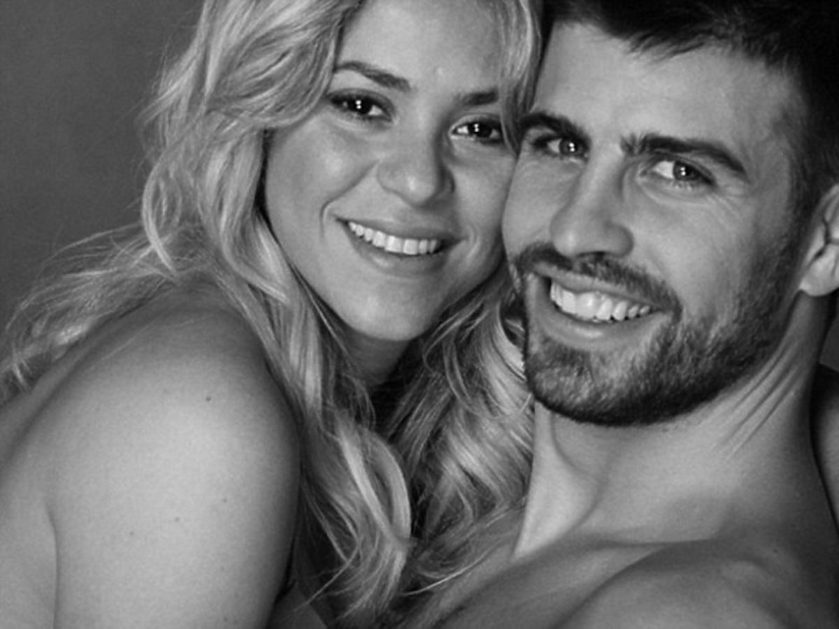 Shakira urodziła syna. Shakira w ciąży