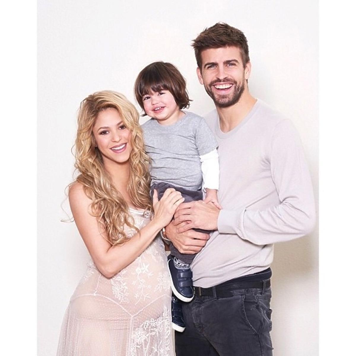 Shakira w sesji dla UNICEF z synem