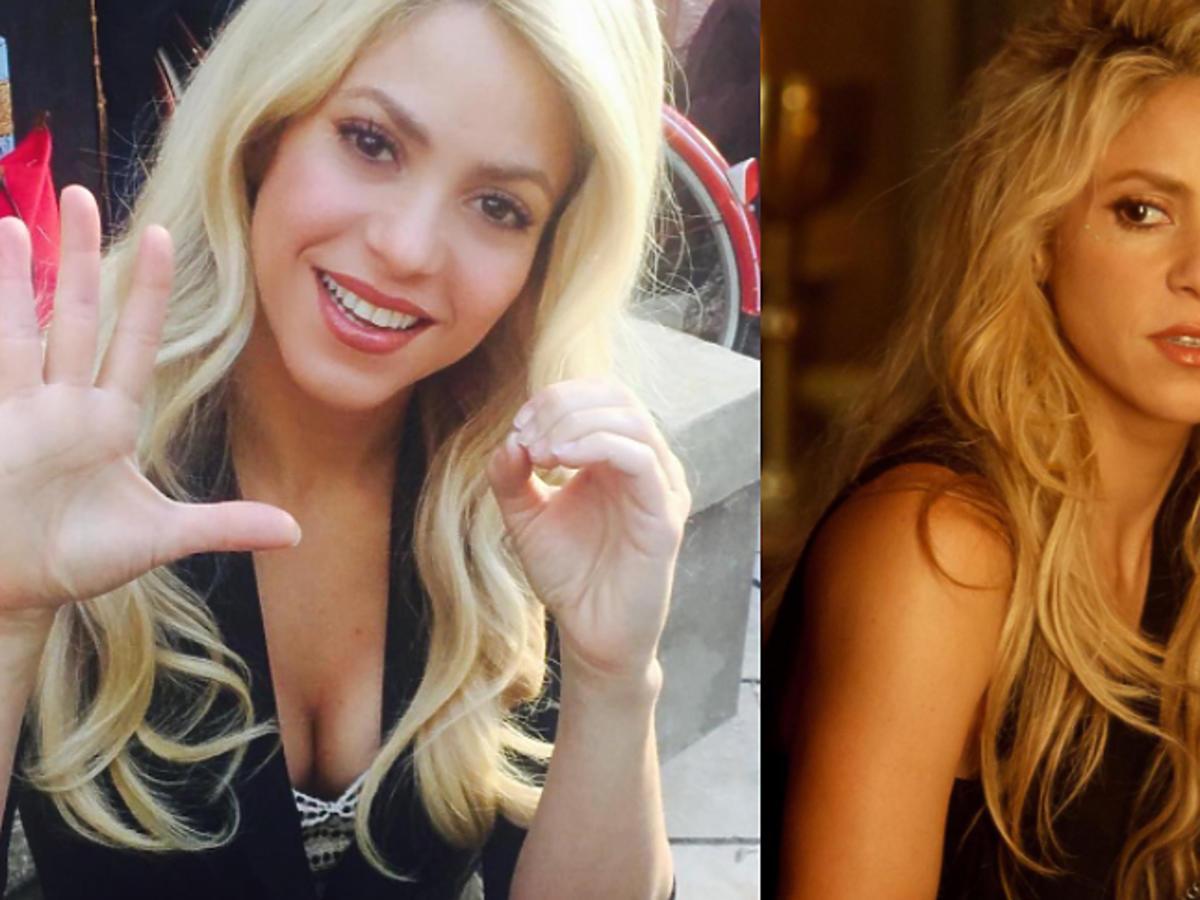 Shakira zmieniła fryzurę