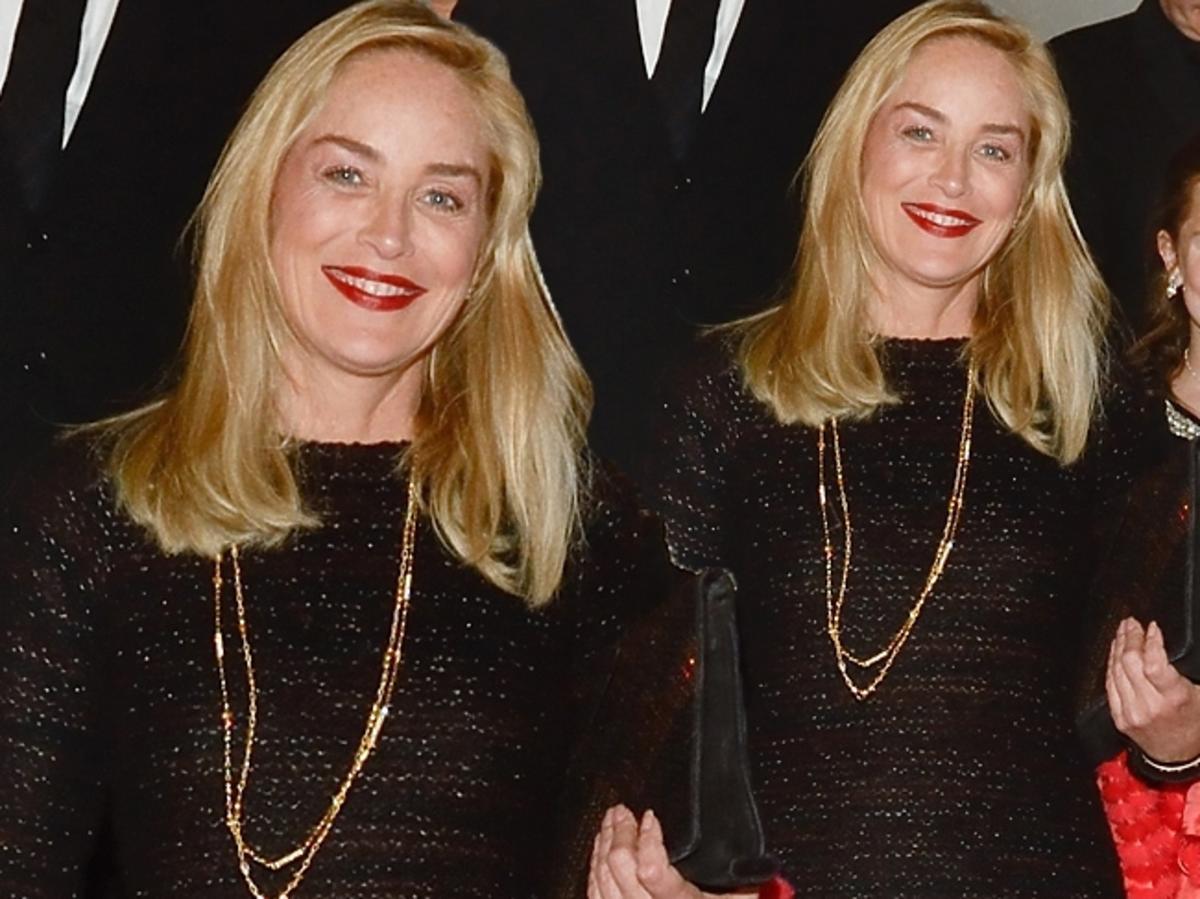 Sharon Stone, Bizuu