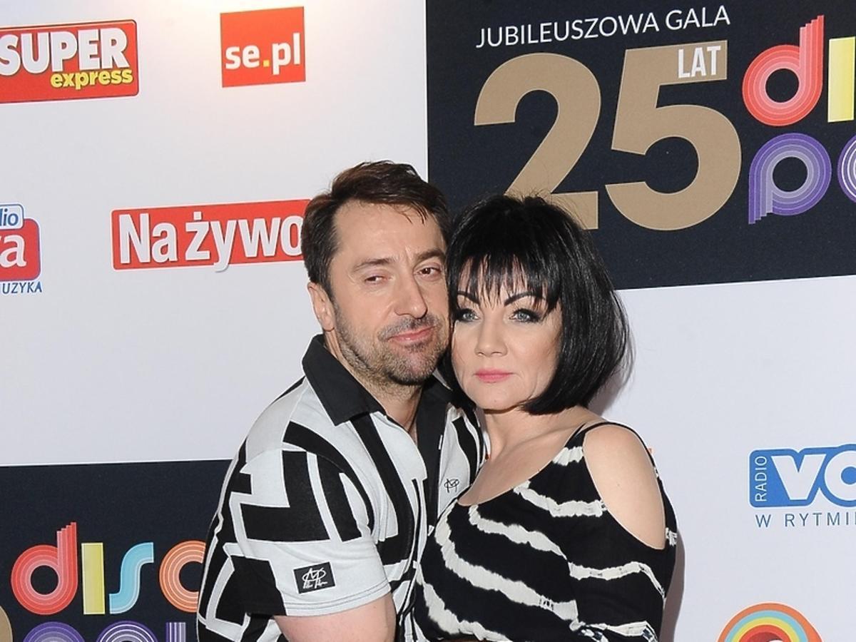 Shazza i Marcin Miller