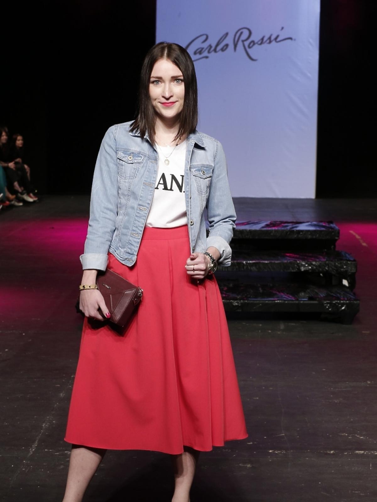 Shiny Syl na Fashion Week w Łodzi