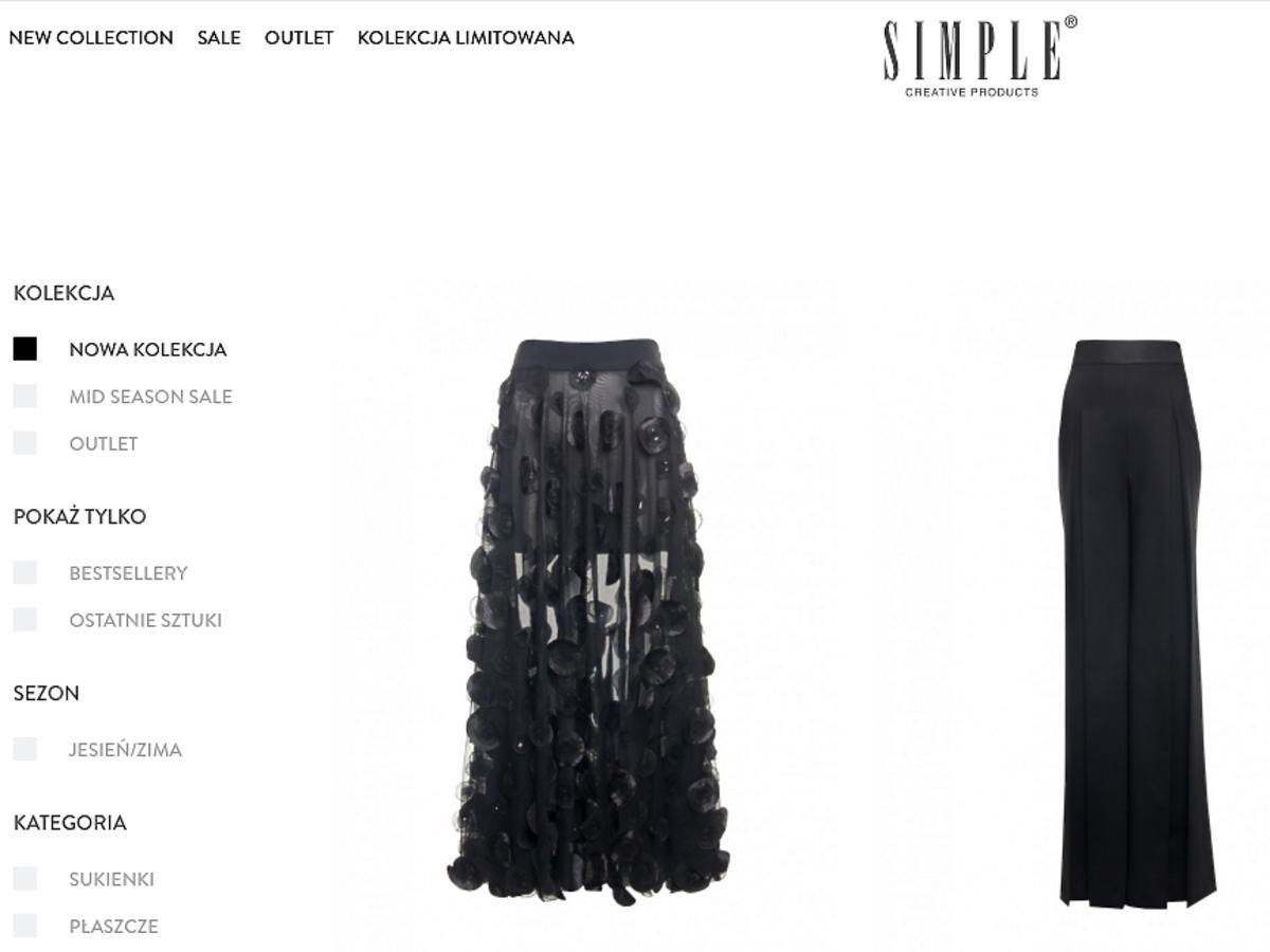 Simple  Black Friday 2016 Polska - promocje, obniżki, sklepy