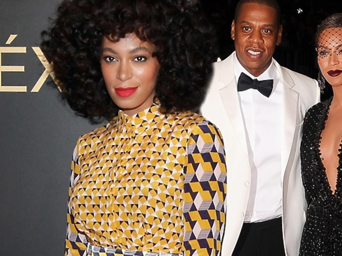 Siostra Beyonce pobiła Jaya-Z