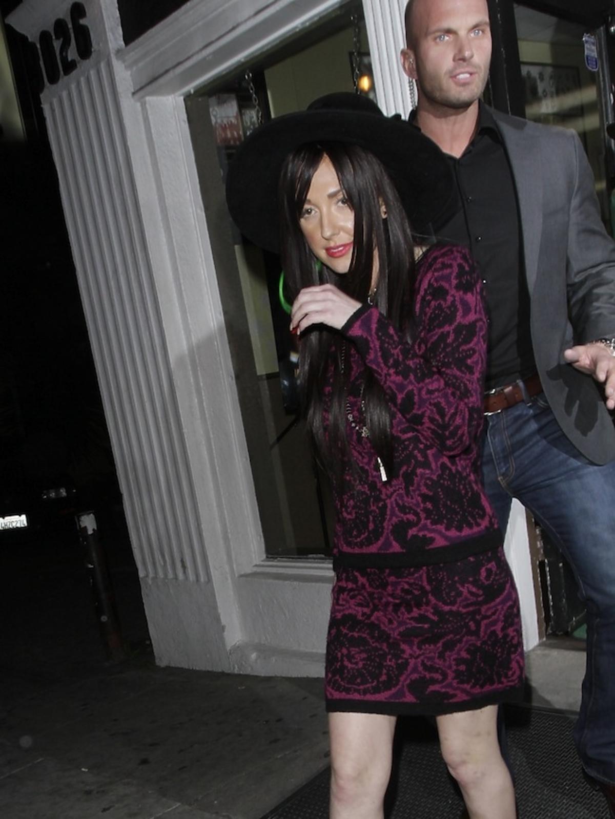 Siostra Lady Gagi. Lady Gaga's sister