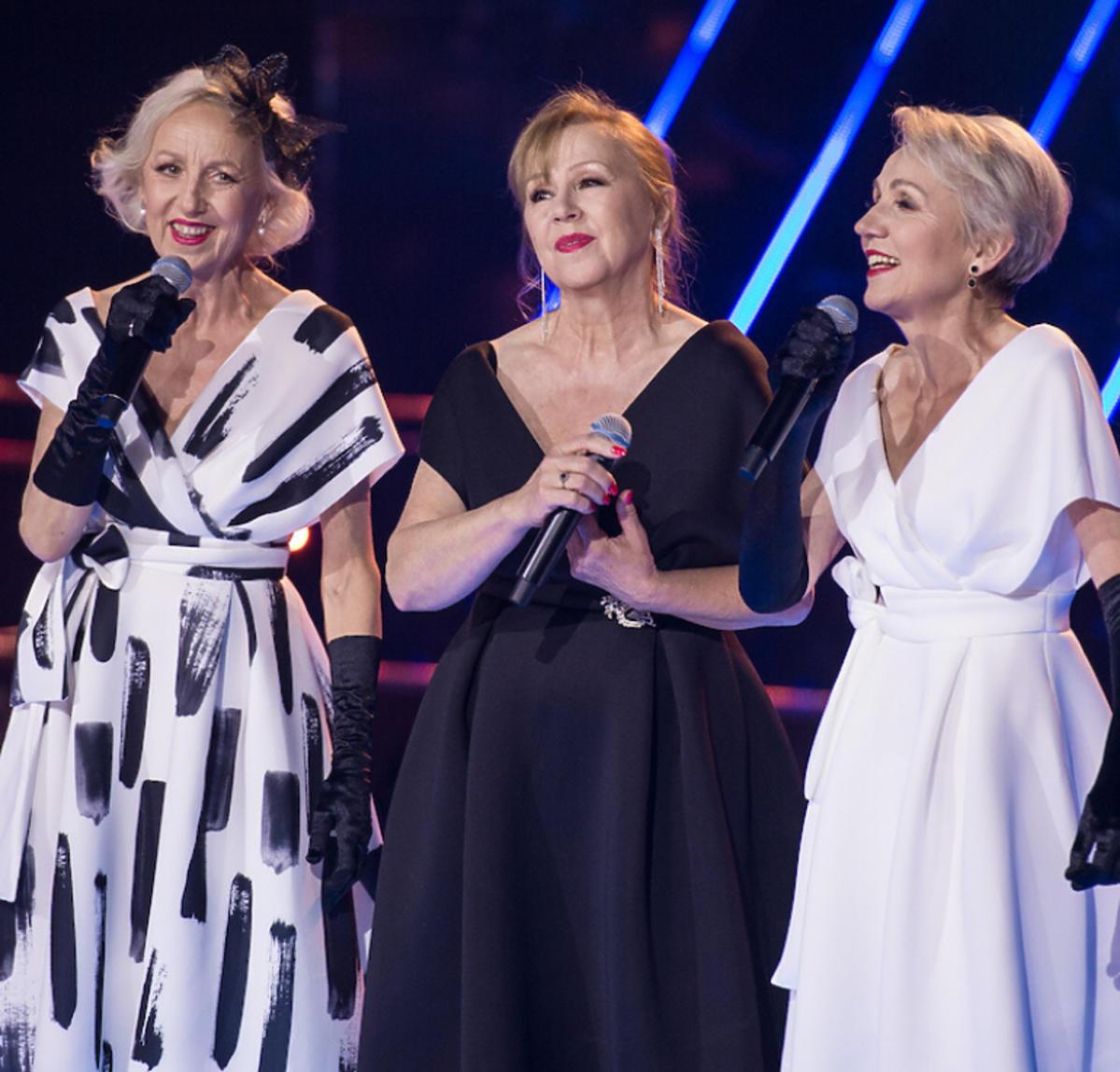 Siostry Szydłowskie w The Voice Senior