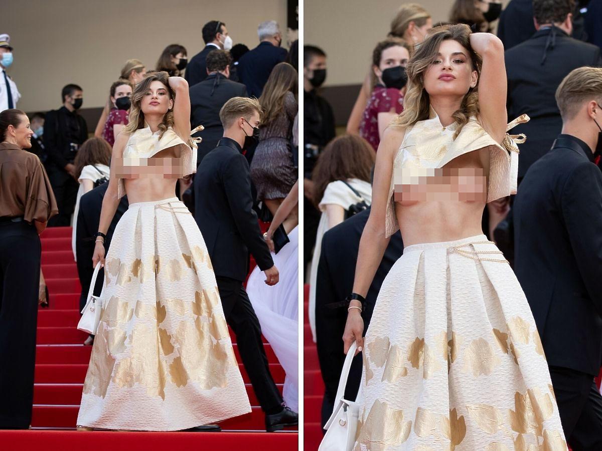 Skandal na festiwalu w Cannes 2021