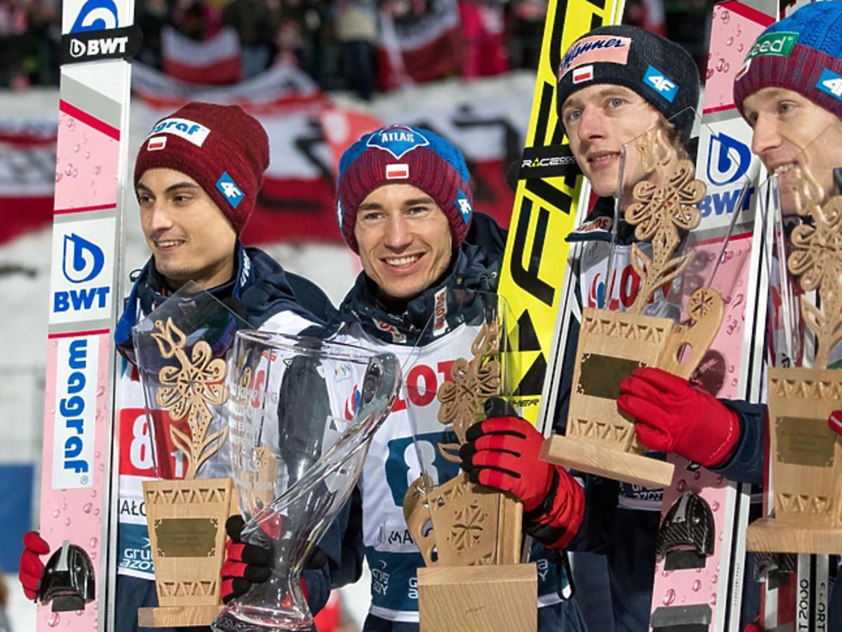 Skoki narciarskie na Olimpiadzie - wyniki, medale, gdzie oglądać