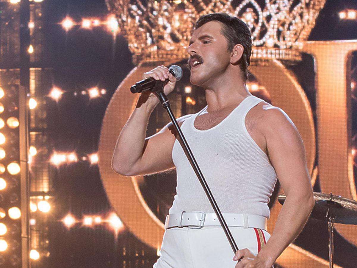 Sławomir jako lider zespołu Queen