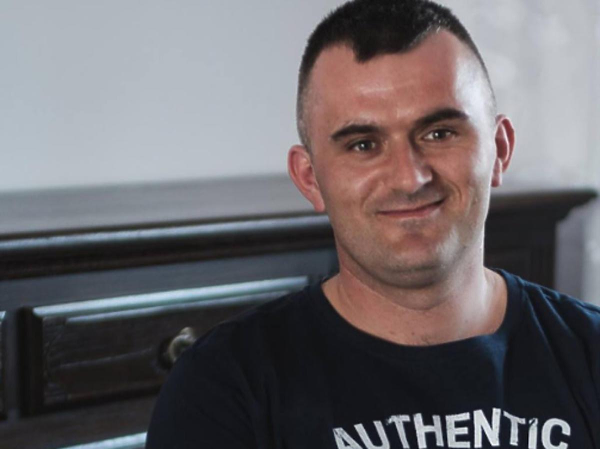 """Sławomir z 6. edycji """"Rolnik szuka żony"""""""