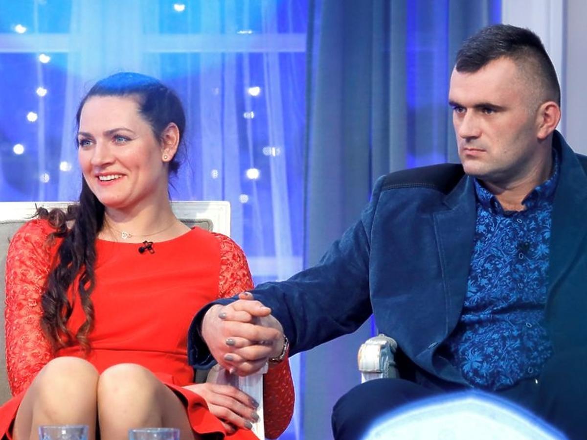 Sławomir z Rolnik szuka żony 6 z partnerką w świątecznym odcinku