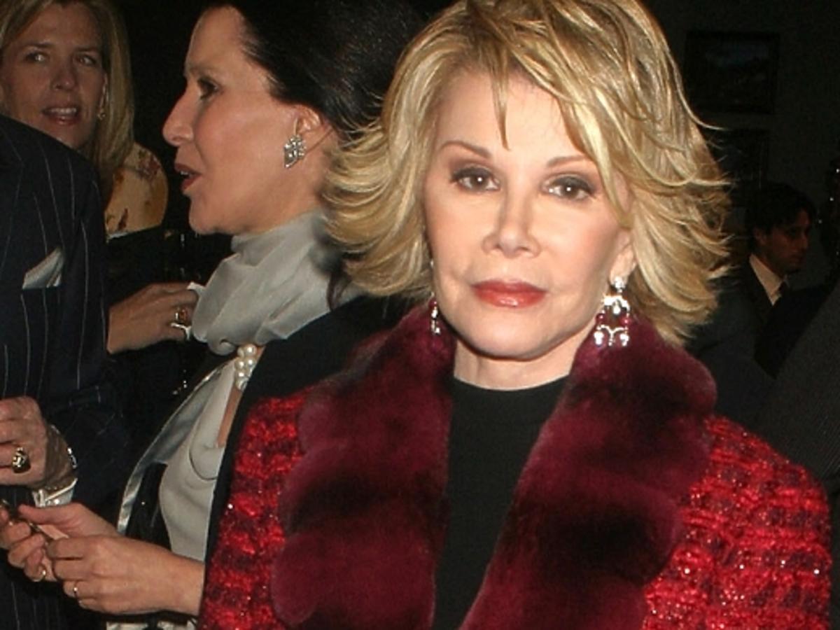 Śledztwo w sprawie śmierci Joan Rivers
