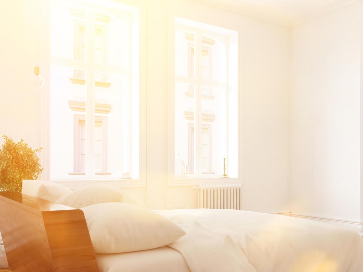 Słoneczny pokój
