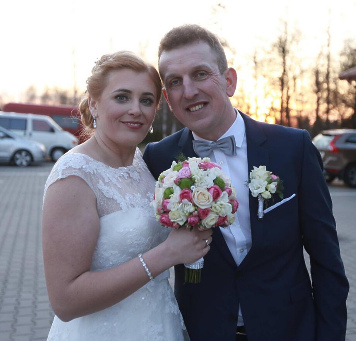 ślub Agnieszki i Roberta z 2. edycji Rolnik szuka żony