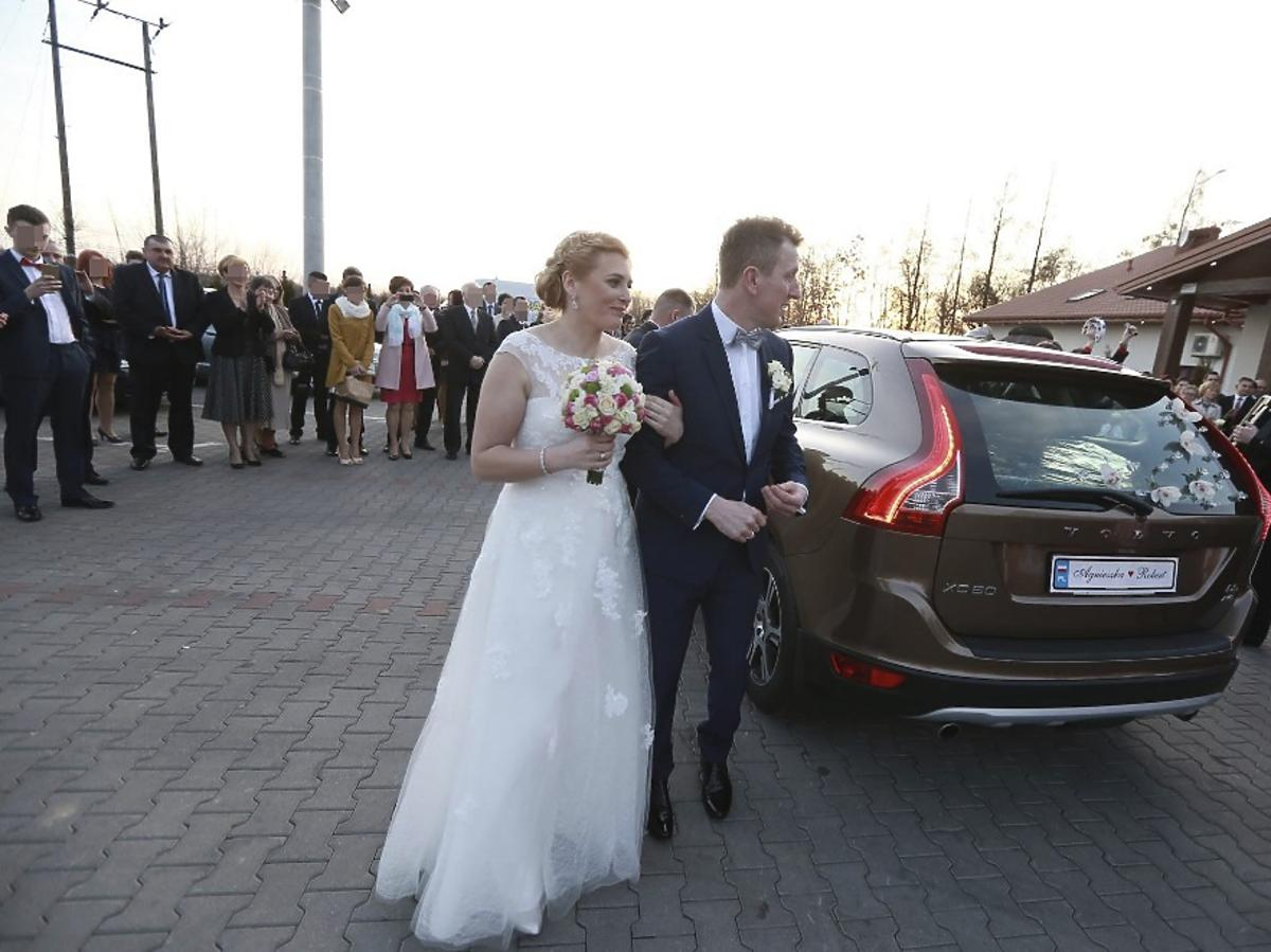 Ślub Agnieszki i Roberta z Rolnik szuka żony