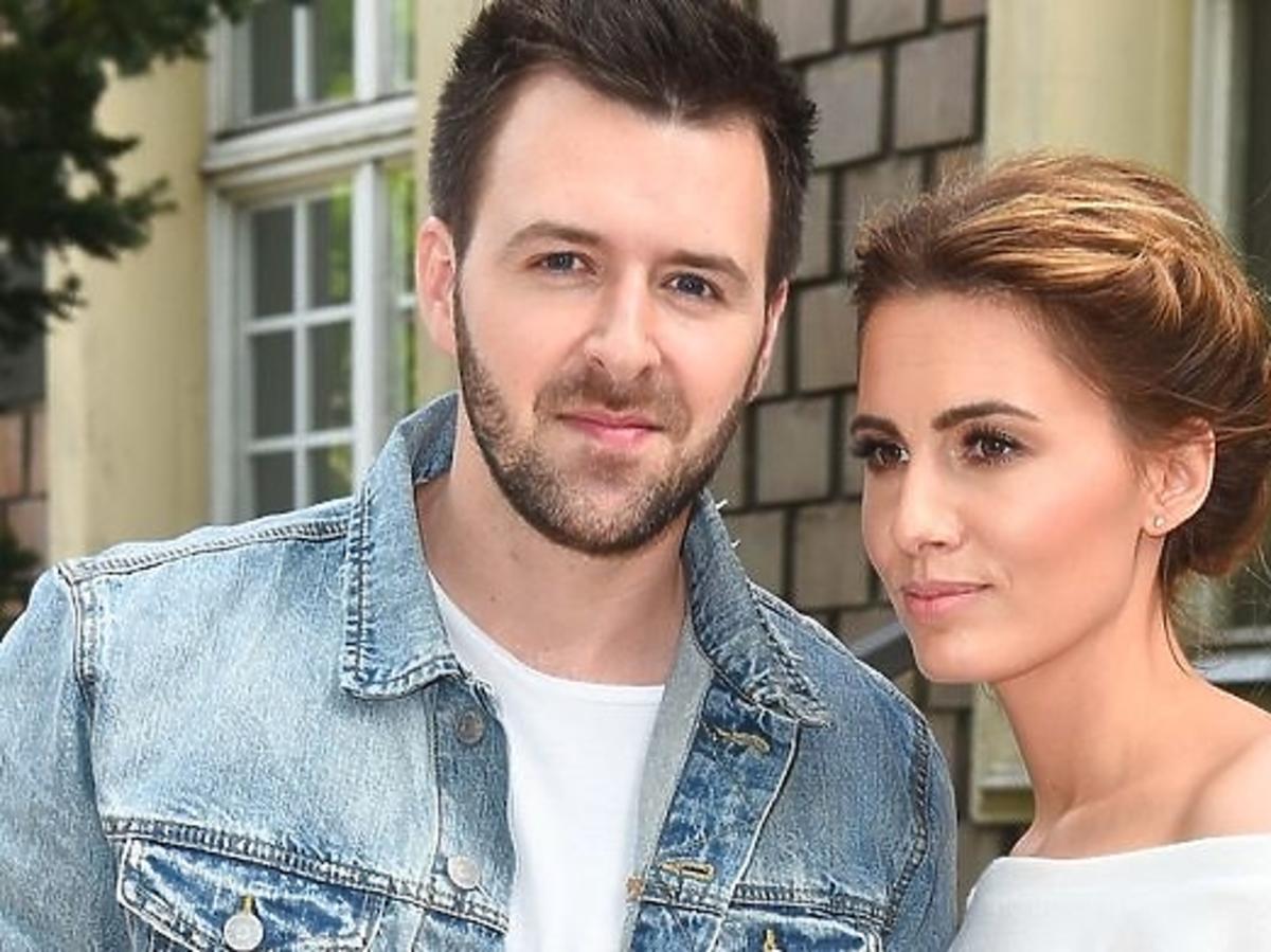Ślub Agnieszki Popielewicz i Grzegorza Hyżego